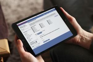 statsborgerskabstest - iPad